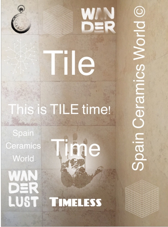 This is tile time! Spain Ceramics Tiles